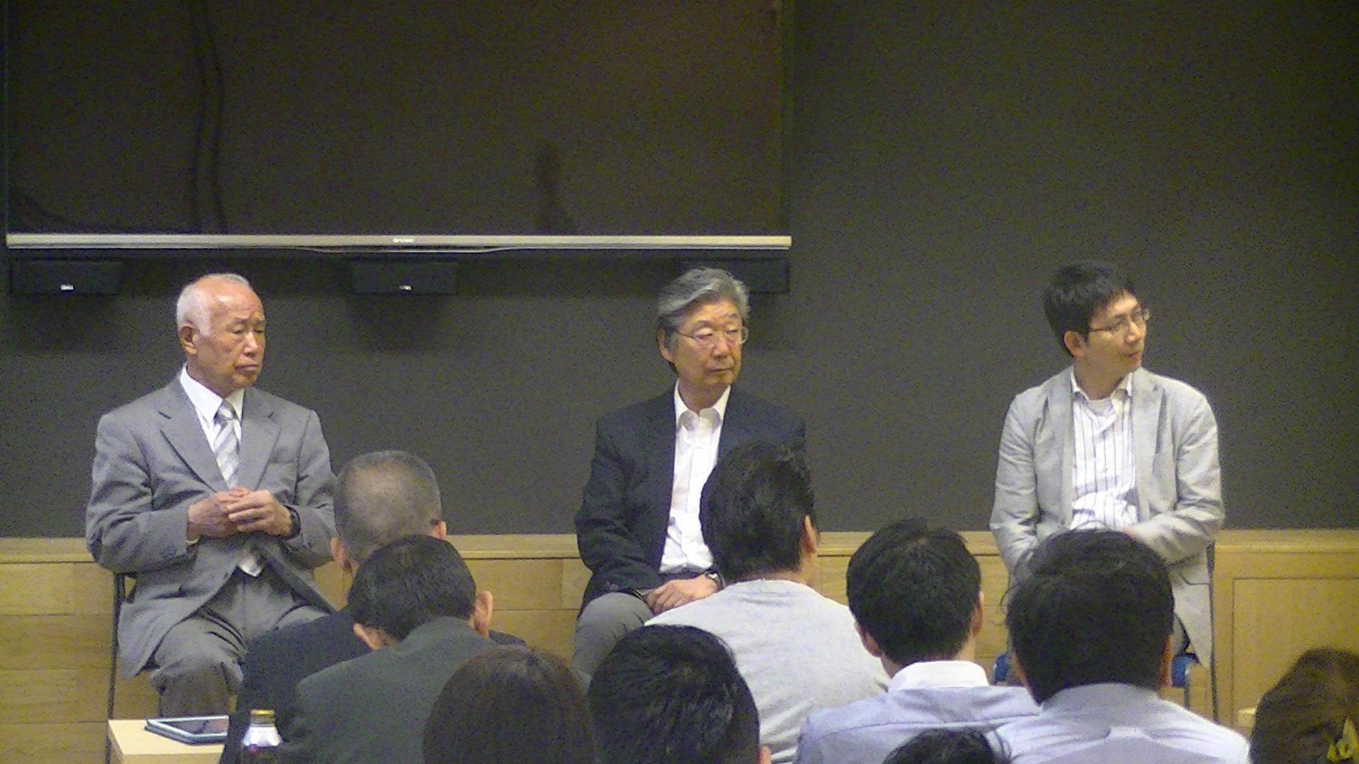 2017年6月3日 東京思風塾 テーマ「人間主義経済の到来~社会性と事業性との異次元マッチング経営の実例」