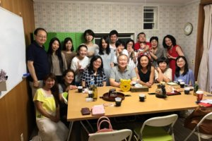 池川明先生、愛の子育て塾