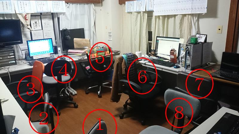 DSC 0125 - 社内のレイアウト変更致しました!!!!
