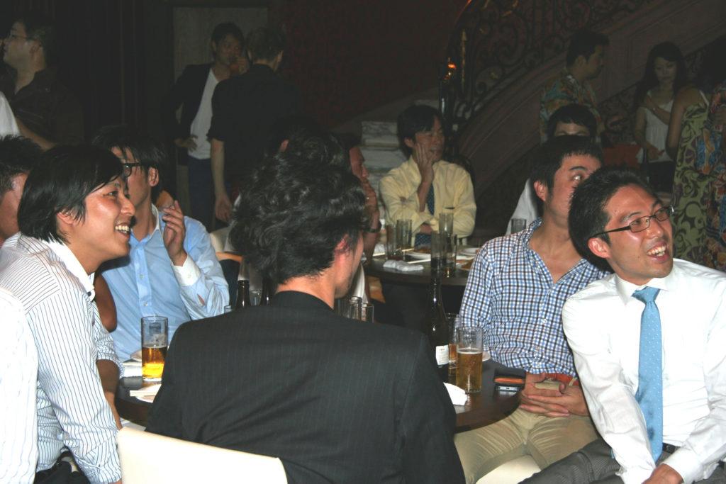 IMG 6134 1024x683 - 昨日は会社の5周年記念パーティーを開催致しました。