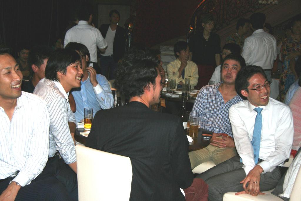 IMG 6135 1024x683 - 昨日は会社の5周年記念パーティーを開催致しました。