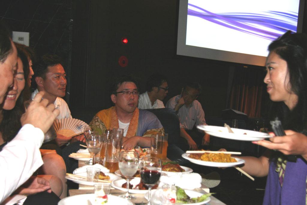 IMG 6141 1024x683 - 昨日は会社の5周年記念パーティーを開催致しました。