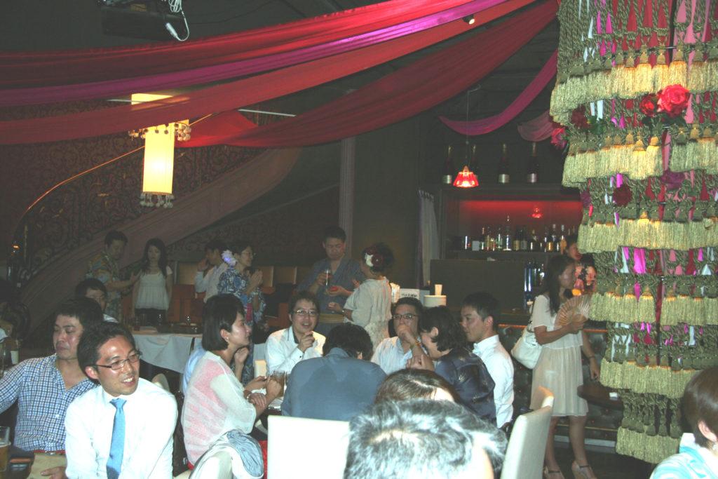 IMG 6149 1024x683 - 昨日は会社の5周年記念パーティーを開催致しました。