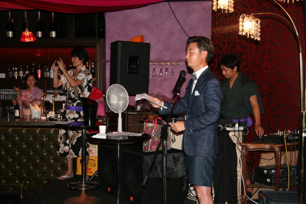 IMG 6177 1024x683 - 昨日は会社の5周年記念パーティーを開催致しました。