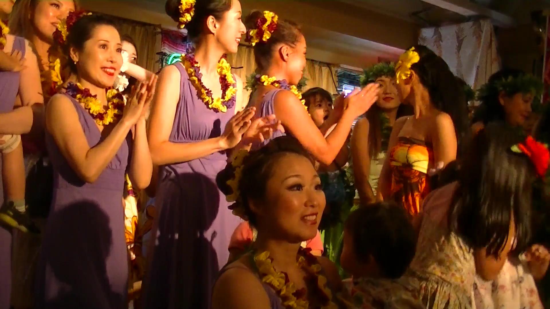 ママhulaサークルパーティー