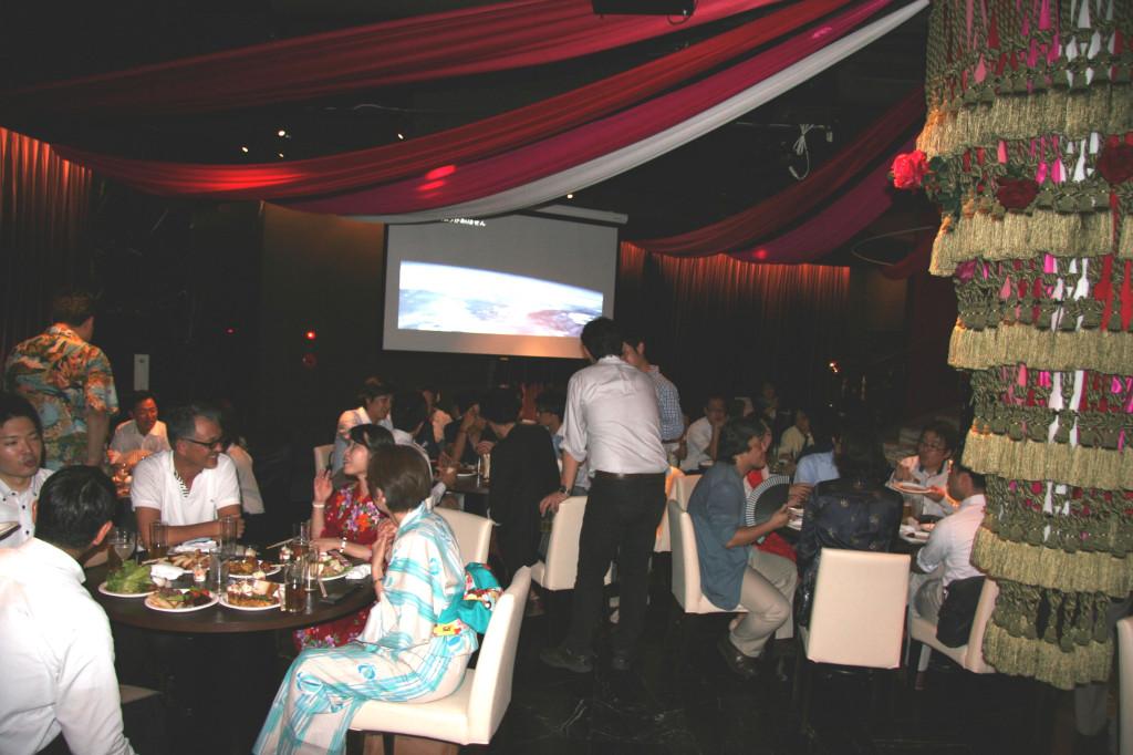 IMG 6102 1024x682 - 昨日は会社の5周年記念パーティーを開催致しました。