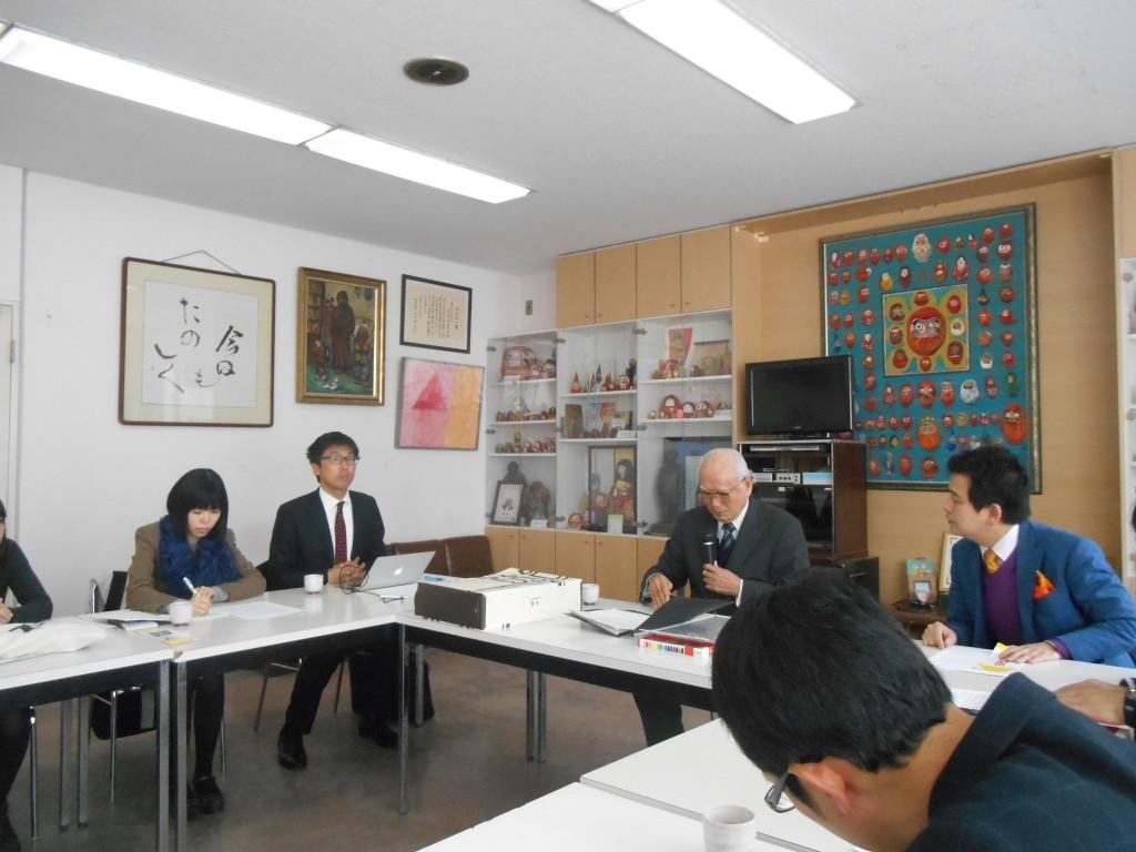 DSCN3757 1024x7681 - 春の「いい会社」見学会in東京
