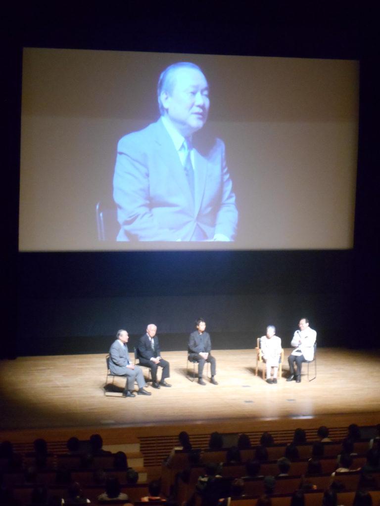 DSCN3847 768x1024 - 佐藤初女先生の出版記念講演会「限りなく透明に凛として生きる」