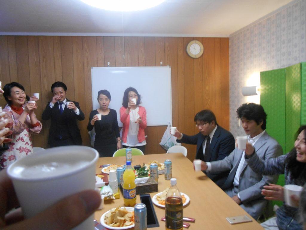 DSCN3865 1024x768 - 佐藤初女先生の出版記念講演会「限りなく透明に凛として生きる」