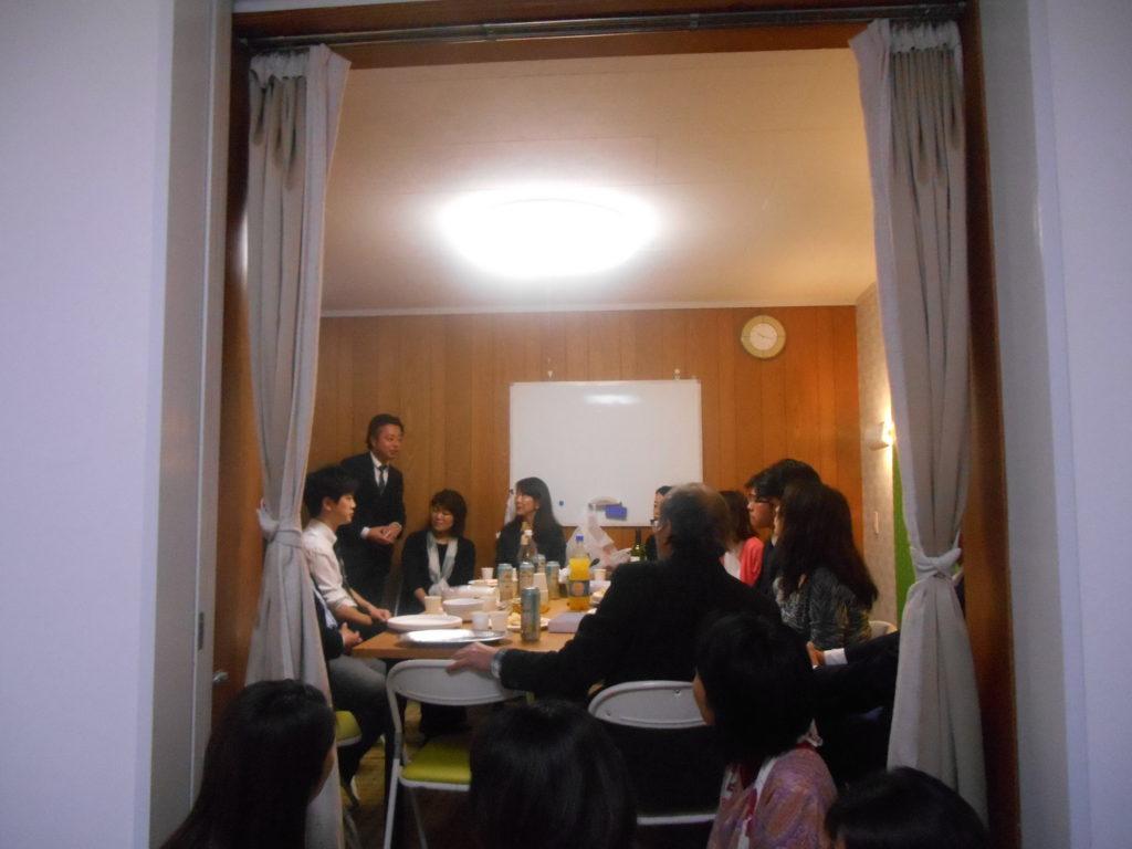 DSCN3867 1024x768 - 佐藤初女先生の出版記念講演会「限りなく透明に凛として生きる」