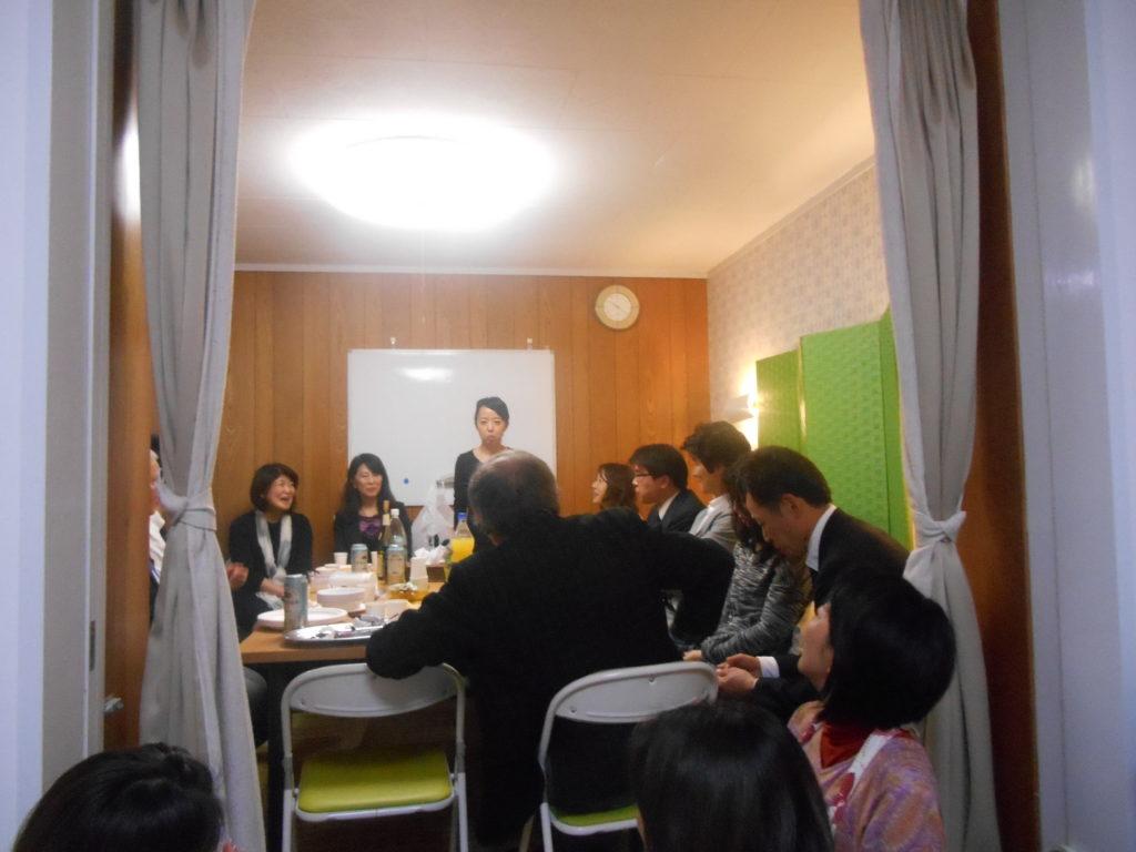 DSCN3870 1024x768 - 佐藤初女先生の出版記念講演会「限りなく透明に凛として生きる」
