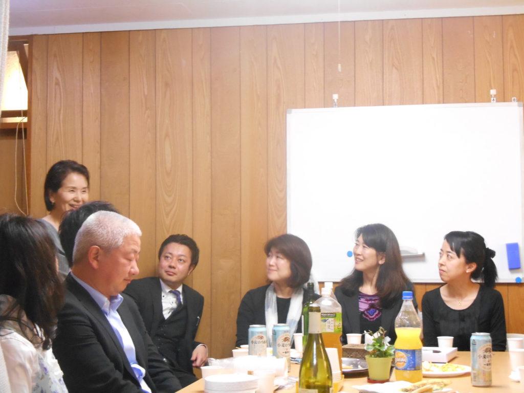 DSCN3879 1024x768 - 佐藤初女先生の出版記念講演会「限りなく透明に凛として生きる」