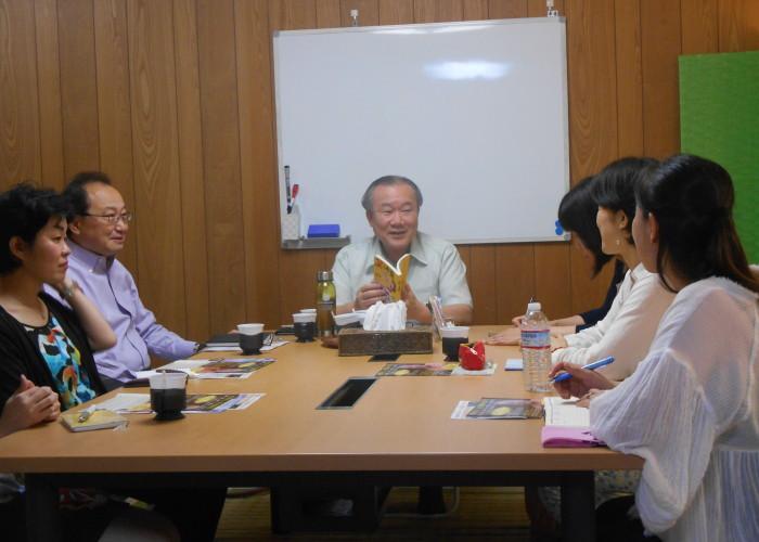 DSCN4874 700x500 - 池川明先生、愛の子育て塾5期生第2講座