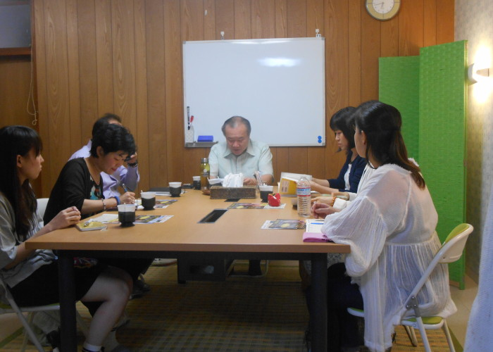 DSCN4876 700x500 - 池川明先生、愛の子育て塾5期生第2講座