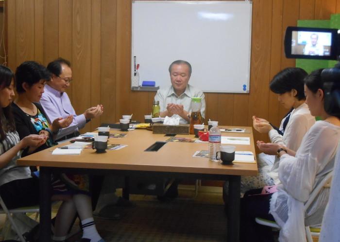 DSCN4884 700x500 - 池川明先生、愛の子育て塾5期生第2講座