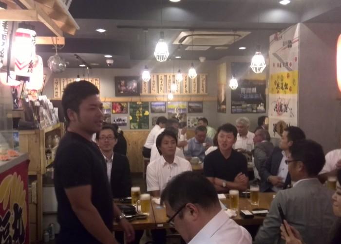 IMG 20150824 191259 700x500 - AOsuki飲み会開催!
