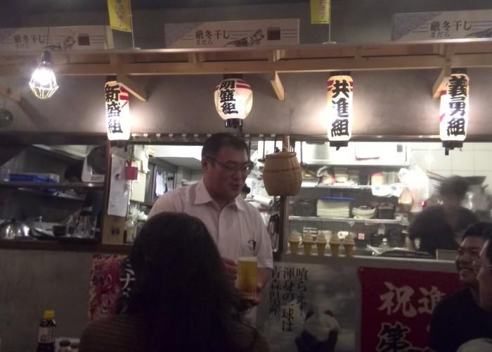 AOsuki定例飲み会