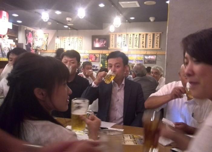 IMG 20150824 192841 700x500 - AOsuki飲み会開催!