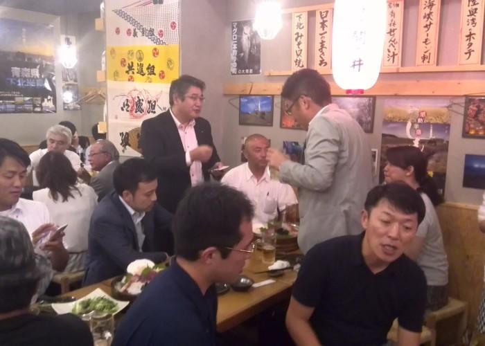 IMG 20150824 194913 700x500 - AOsuki飲み会開催!