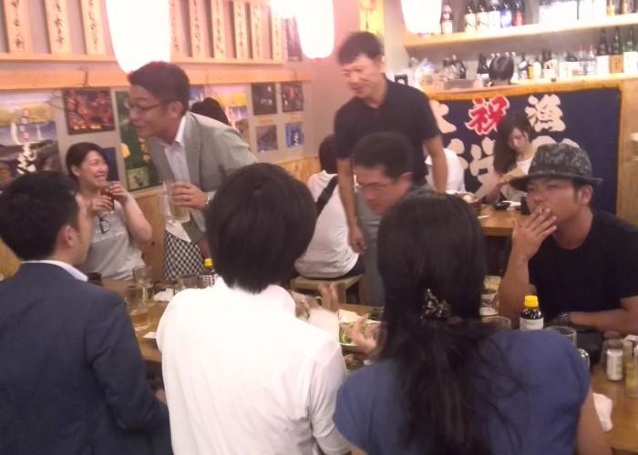 IMG 20150824 194922 700x500 - AOsuki飲み会開催!