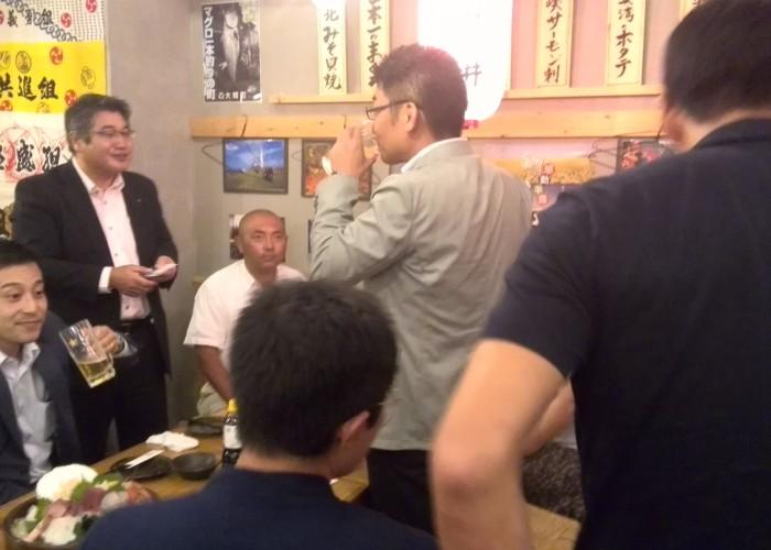 IMG 20150824 194930 700x500 - AOsuki飲み会開催!