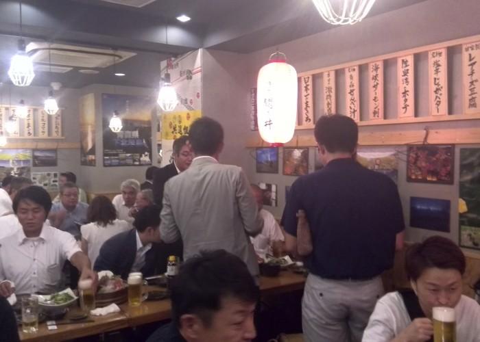 IMG 20150824 194954 700x500 - AOsuki飲み会開催!
