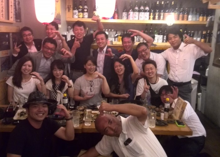 IMG 20150824 211618 700x500 - AOsuki飲み会開催!