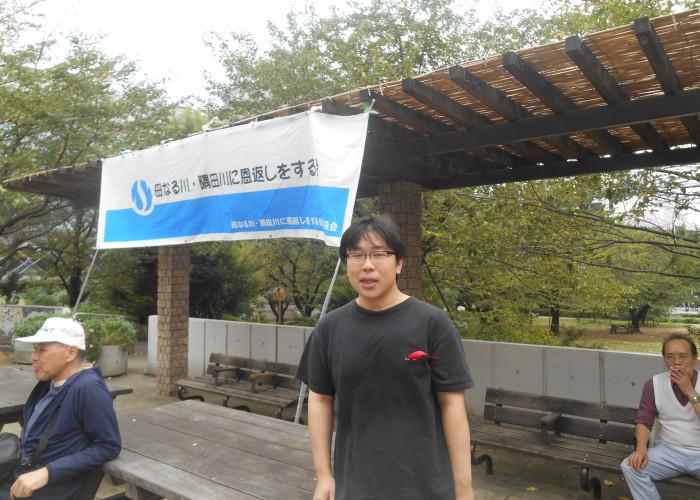 DSCN5489 700x500 - 母なる川・隅田川に恩返しをする会