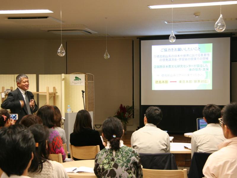 IMG 9216 800x600 - 阿波忌部とその農法に日本の未来を見る集い