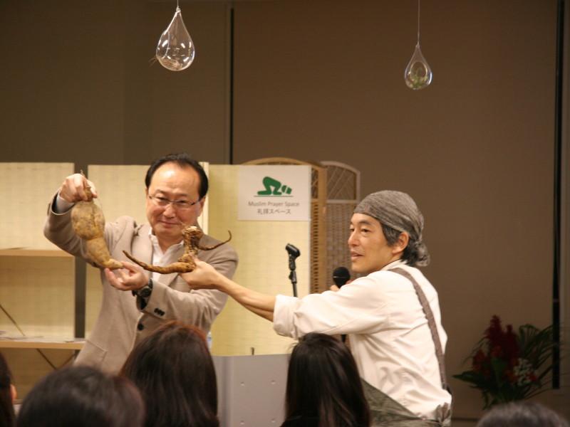 IMG 9243 800x600 - 阿波忌部とその農法に日本の未来を見る集い