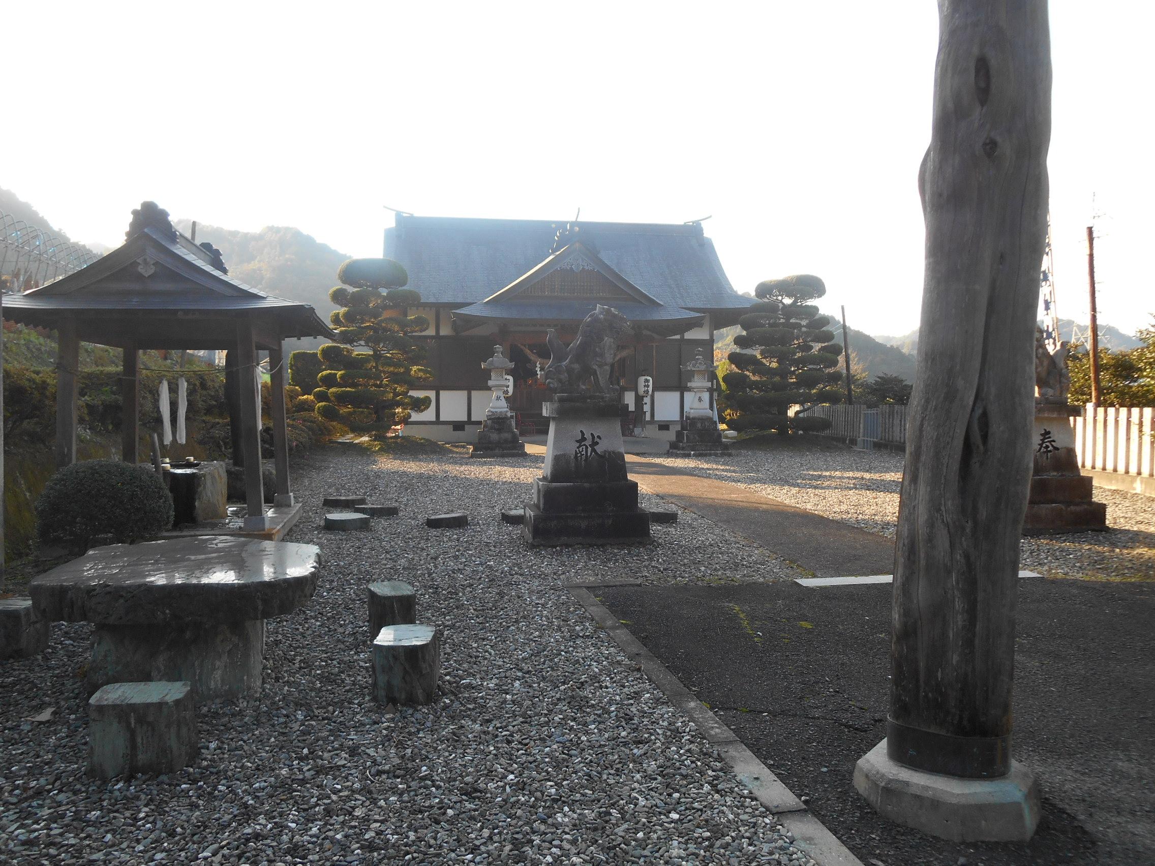 阿波忌部の聖地を巡る女神ツアー