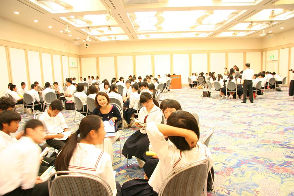10329086 906813219347534 8146603476136211710 n - 2016年9月26日(月)板柳中学校AOsukiフューチャーズゼミ開催