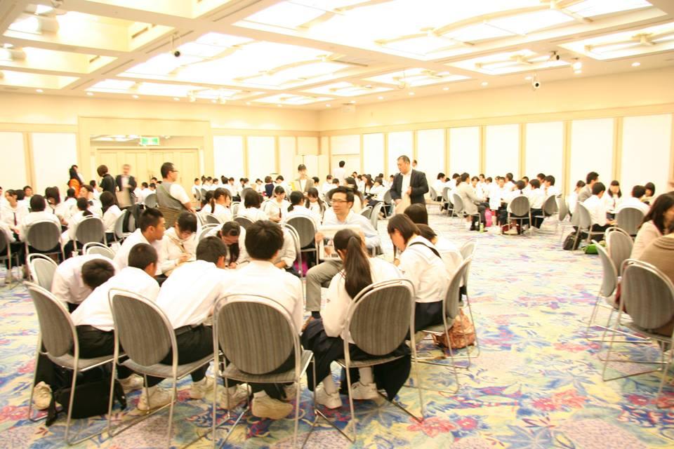 10514757 906812172680972 7554594072210631356 n - 2016年9月26日(月)板柳中学校AOsukiフューチャーズゼミ開催
