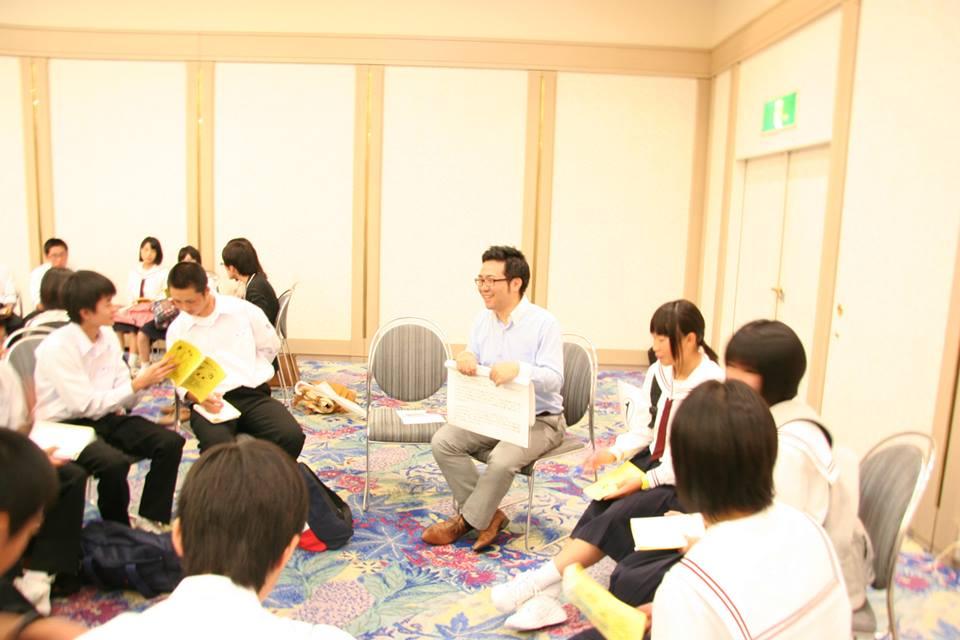 10635955 906811136014409 6346325799854420631 n - 2016年9月26日(月)板柳中学校AOsukiフューチャーズゼミ開催