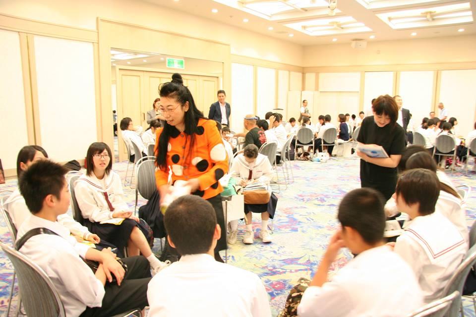 10675752 906812692680920 148128146438297774 n - 2016年9月26日(月)板柳中学校AOsukiフューチャーズゼミ開催