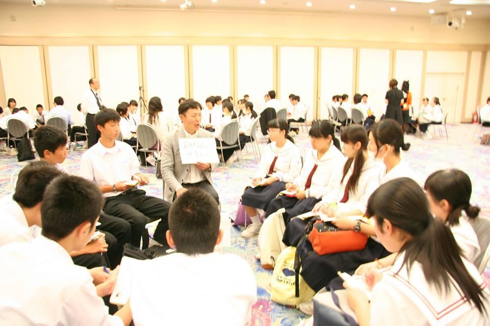 1898140 906812579347598 4270257482912254157 n - 2016年9月26日(月)板柳中学校AOsukiフューチャーズゼミ開催