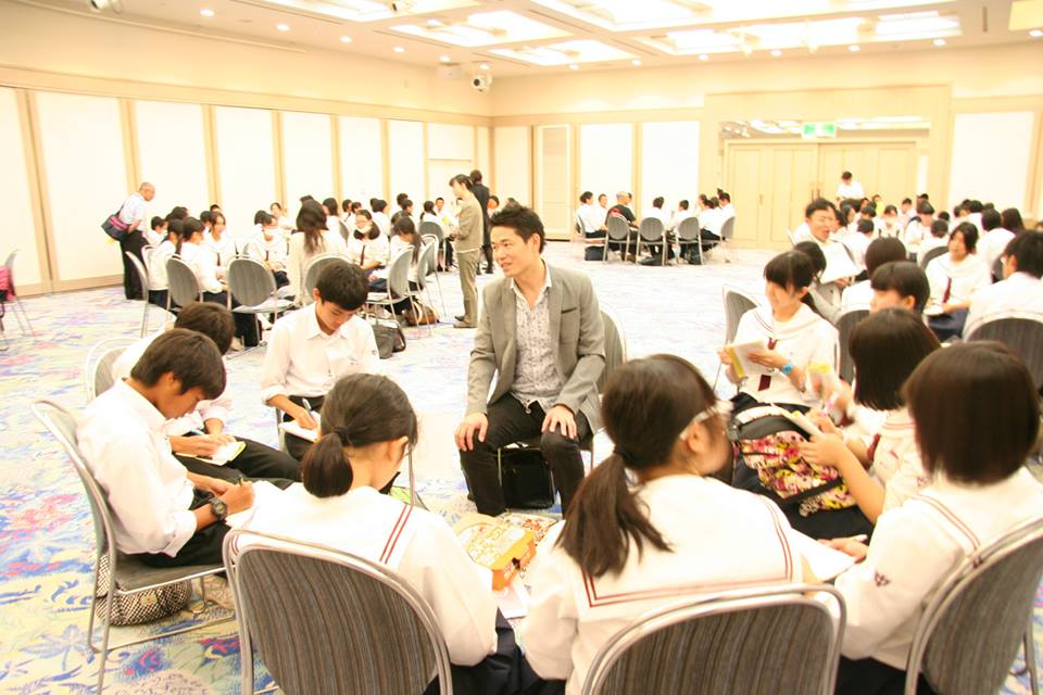 984211 906811872681002 7808155662308631672 n - 2016年9月26日(月)板柳中学校AOsukiフューチャーズゼミ開催