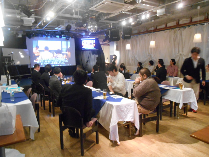 3月11日(金)AOsuki総会&パーティー