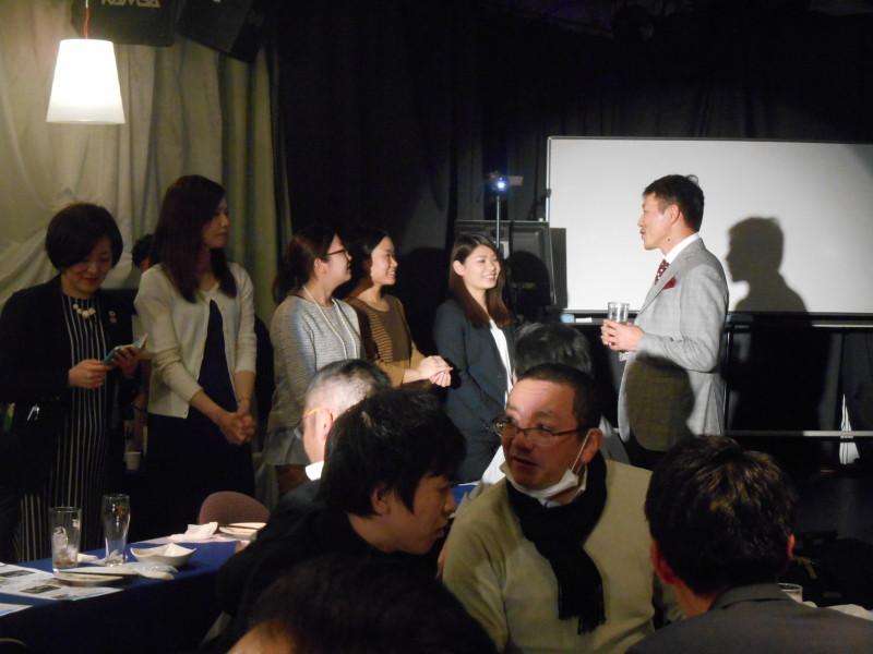 DSCN1075 800x600 - 2016年3月11日(金)AOsuki総会&パーティー開催しました。