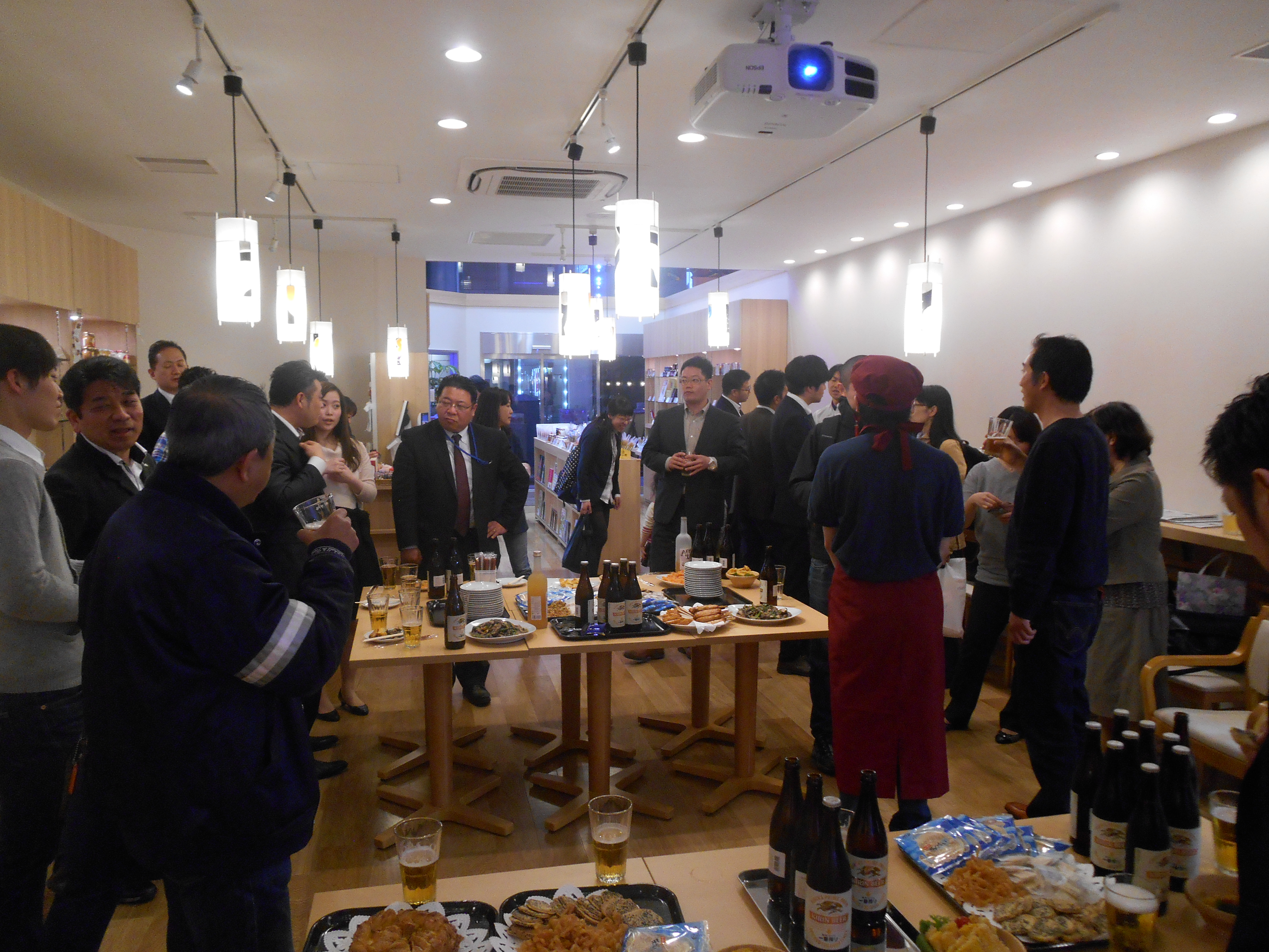 DSCN1599 - Ao Mo Link〜赤坂〜第一回勉強会&交流会