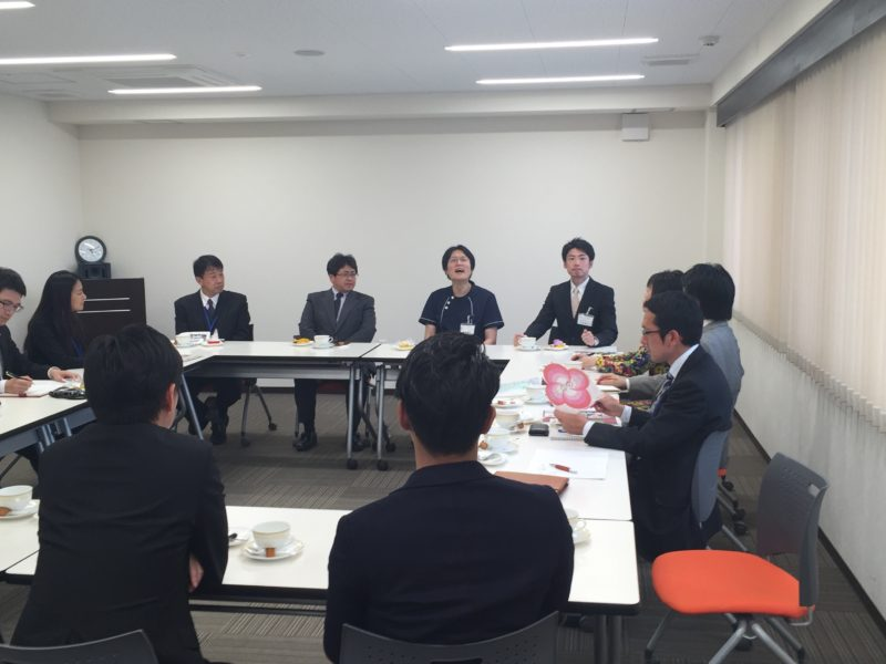 IMG 1002 800x600 - 4月26日(火) いい病院研究会4月定例会開催