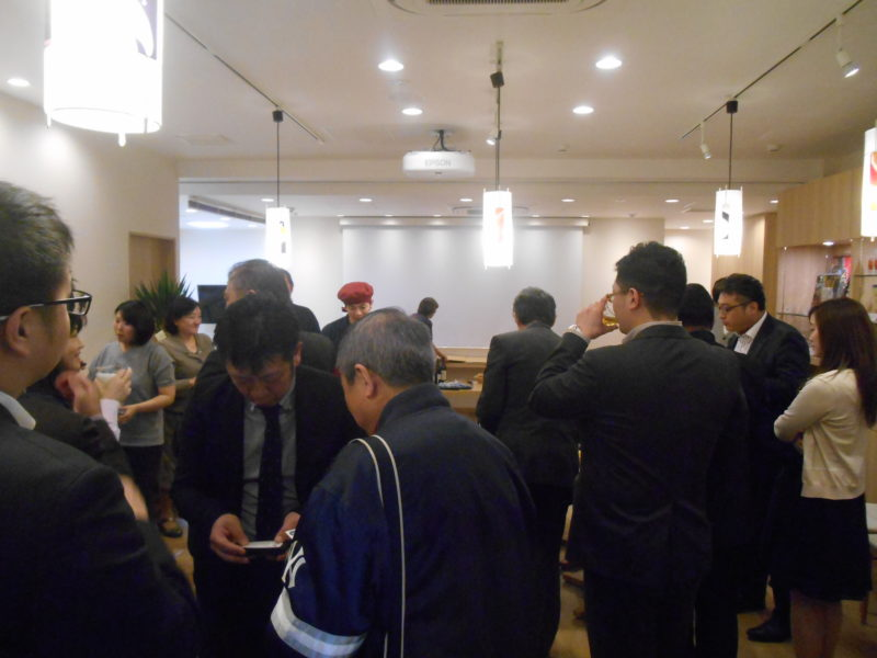 DSCN1595 800x600 - AoMoLink赤坂(アオモリンク赤坂) 第2回勉強会&交流会