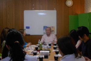 2016年5月12日池川明先生、愛の子育て塾7期第2講座開催しました。
