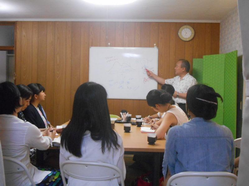 DSCN1853 800x600 - 2016年7月21日池川明先生、愛の子育て塾8期第1講座開催しました。