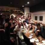 2016年8月22日AOsuki定期飲み会inカンティーナ