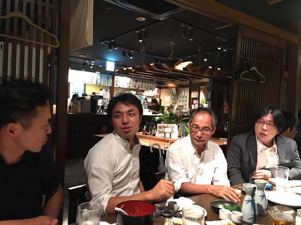 14117859 1066070690142837 2664087222867605708 n - 2016年8月22日AOsuki定期飲み会開催しました。
