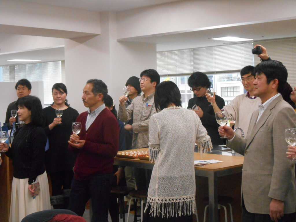ハッピーチョイス日本酒幸お披露目会