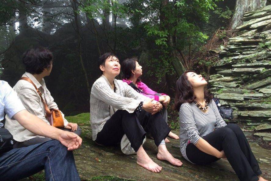 14518633 1190163394384515 539784674 n 888x592 - 2016年11月 剣山を訪ね、女神の遊雅さを楽しむ女神ツアー
