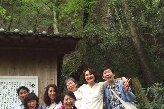 14518805 1190163621051159 1360346550 n 666x444 - 2016年11月 剣山を訪ね、女神の遊雅さを楽しむ女神ツアー
