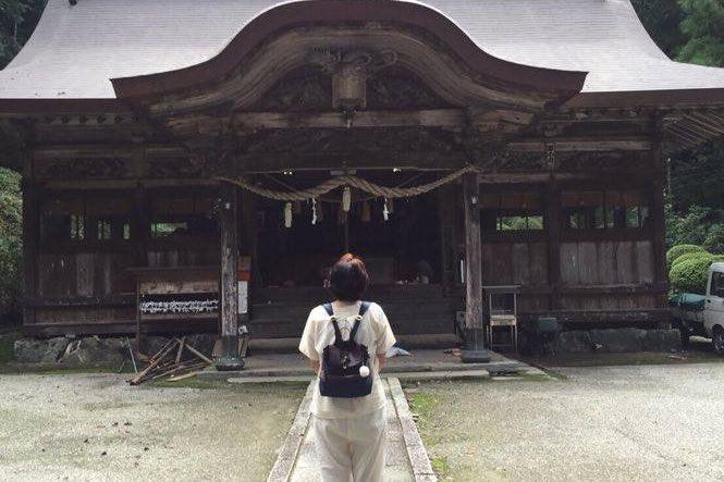 14555583 1190163387717849 1683521182 n 665x443 - 2016年11月 剣山を訪ね、女神の遊雅さを楽しむ女神ツアー